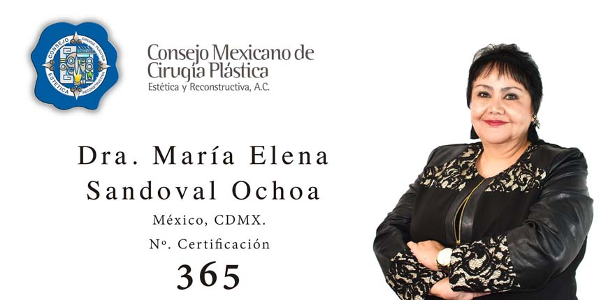 Dra Maria Elena Sandoval Ochoa