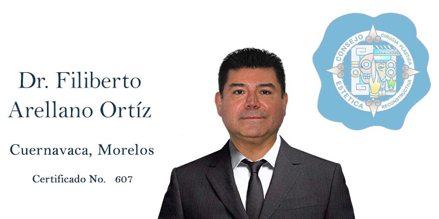 Dr Filiberto Arellano Ortiz