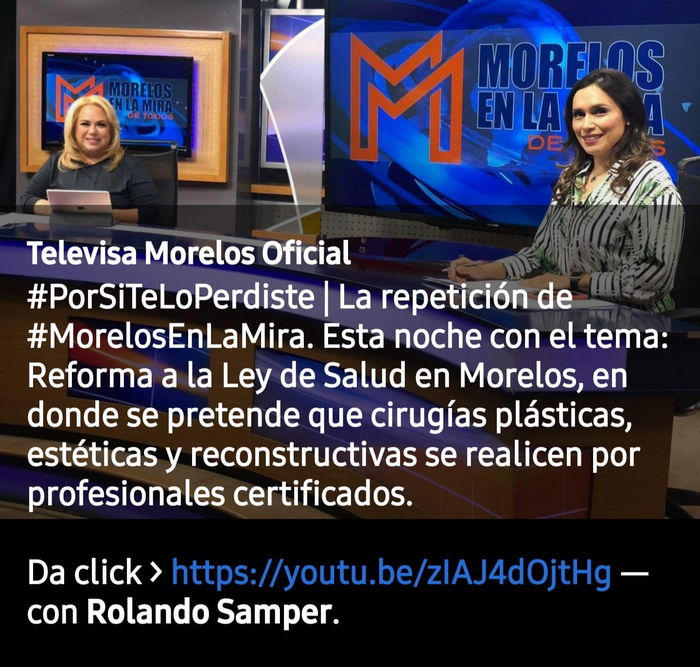 Morelos en la Mira